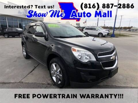 2013 Chevrolet Equinox for sale at Show Me Auto Mall in Harrisonville MO