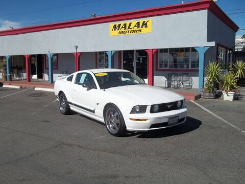2006 Ford Mustang for sale at Atayas Motors INC #1 in Sacramento CA