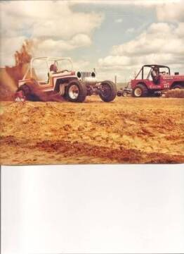1947 Jeep CJ-7 for sale at Haggle Me Classics in Hobart IN