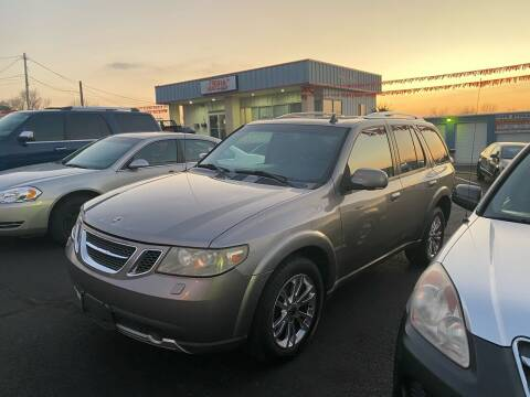 2006 Saab 9-7X for sale at FIESTA MOTORS in Hagerstown MD