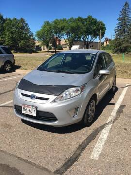 2012 Ford Fiesta for sale at Specialty Auto Wholesalers Inc in Eden Prairie MN