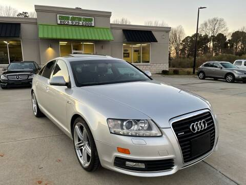 2010 Audi A6 for sale at Cross Motor Group in Rock Hill SC