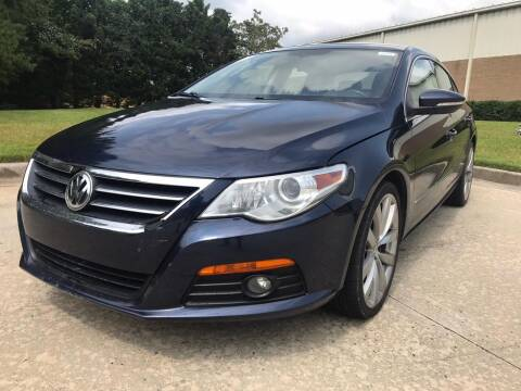 2012 Volkswagen CC for sale at El Camino Auto Sales in Sugar Hill GA