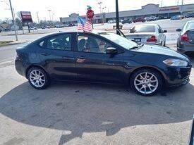 2013 Dodge Dart for sale at Davis Motor Company in Durant OK