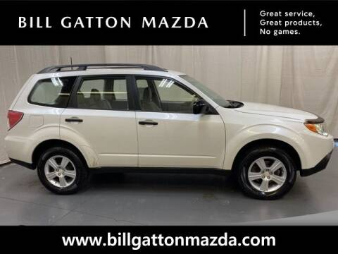 2012 Subaru Forester for sale at Bill Gatton Used Cars - BILL GATTON ACURA MAZDA in Johnson City TN