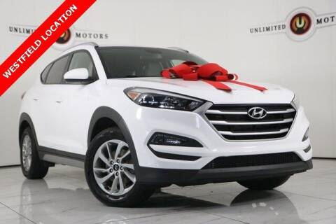 2018 Hyundai Tucson for sale at INDY'S UNLIMITED MOTORS - UNLIMITED MOTORS in Westfield IN