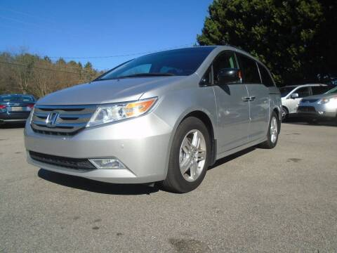 2011 Honda Odyssey for sale at SAR Enterprises in Raleigh NC