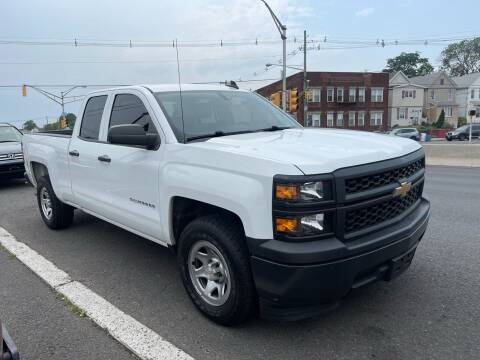 2015 Chevrolet Silverado 1500 for sale at G1 AUTO SALES II in Elizabeth NJ
