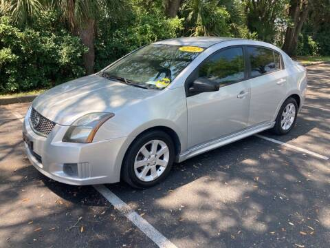 2012 Nissan Sentra for sale at AUTO IMAGE PLUS in Tampa FL