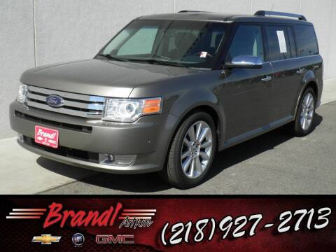 2012 Ford Flex for sale at Brandl GM in Aitkin MN