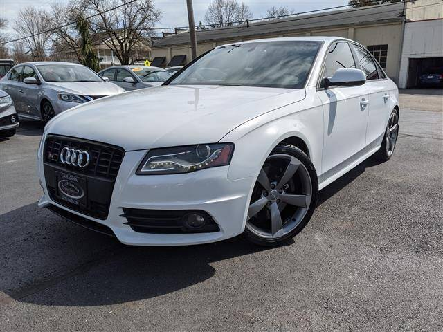 2012 Audi S4 for sale at GAHANNA AUTO SALES in Gahanna OH