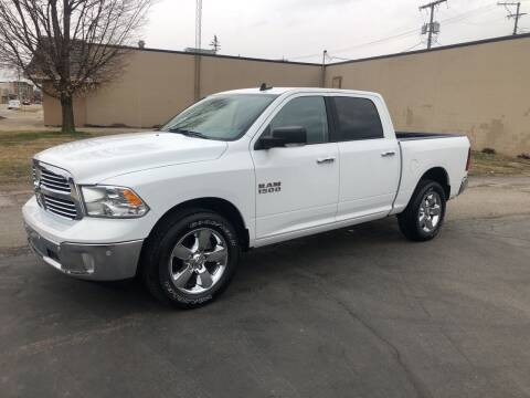 2018 RAM Ram Pickup 1500 for sale at N & J Auto Sales in Warsaw IN