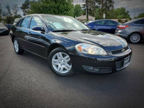 2006 Chevrolet Impala for sale at Northwest Premier Auto Sales in West Richland And Kennewick WA