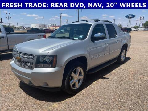 2013 Chevrolet Avalanche for sale at STANLEY FORD ANDREWS in Andrews TX