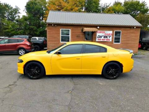 2017 Dodge Charger for sale at Super Cars Direct in Kernersville NC