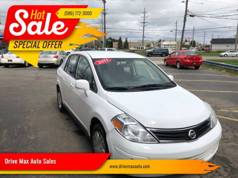 2011 Nissan Versa for sale at Drive Max Auto Sales in Warren MI