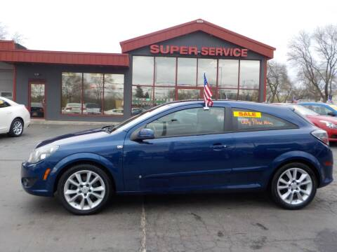 2008 Saturn Astra for sale at Super Service Used Cars in Milwaukee WI