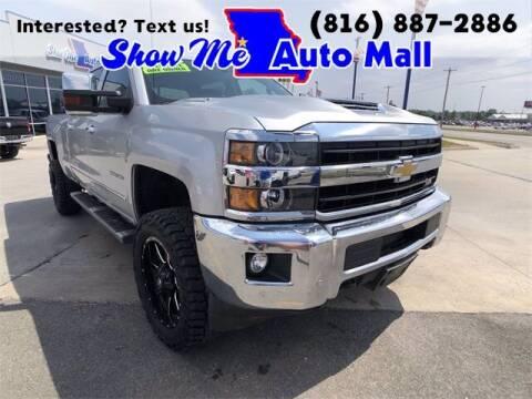 2018 Chevrolet Silverado 2500HD for sale at Show Me Auto Mall in Harrisonville MO