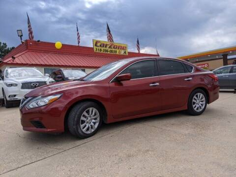 2016 Nissan Altima for sale at CarZoneUSA in West Monroe LA