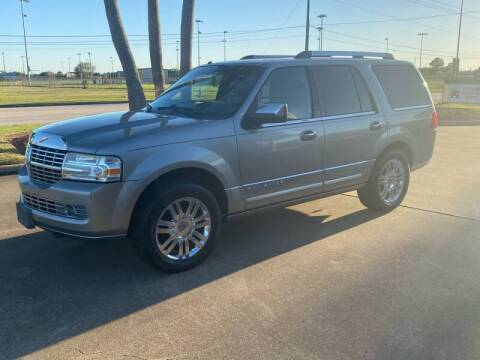 2008 Lincoln Navigator for sale at M A Affordable Motors in Baytown TX