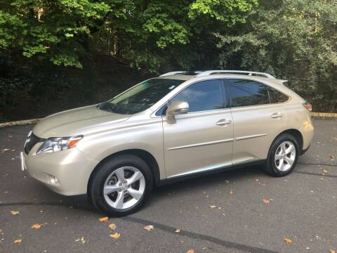 2011 Lexus RX 350 for sale at Car World Inc in Arlington VA