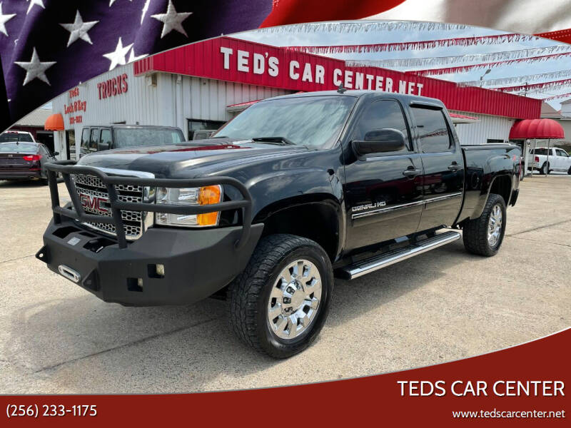 2011 GMC Sierra 2500HD for sale at TEDS CAR CENTER in Athens AL