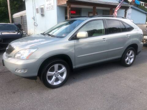 2007 Lexus RX 350 for sale at Elite Auto Sales Inc in Front Royal VA