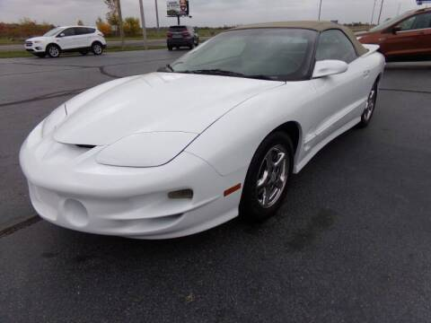 2002 Pontiac Firebird for sale at Westpark Auto in Lagrange IN