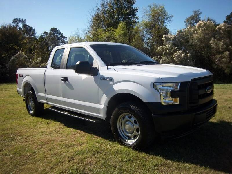2017 Ford F150 XL 4x4 Extended Cab 4dr - Augusta GA