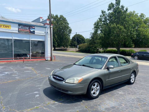 2002 Ford Taurus for sale at Mebane Auto Trading in Mebane NC