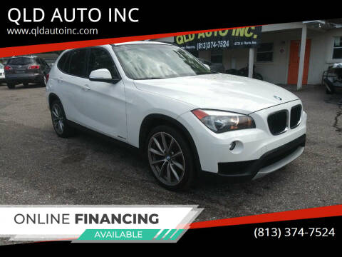 2014 BMW X1 for sale at QLD AUTO INC in Tampa FL