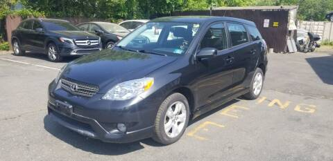 2006 Toyota Matrix for sale at Central Jersey Auto Trading in Jackson NJ
