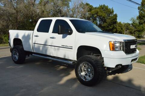 2011 GMC Sierra 2500HD for sale at Coleman Auto Group in Austin TX