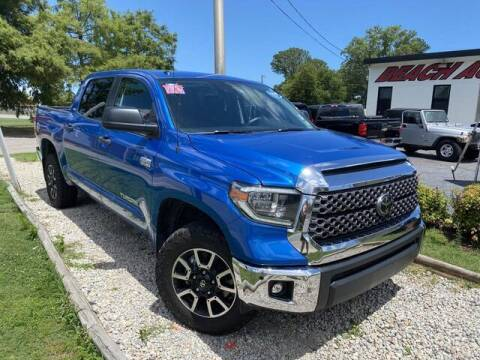 2018 Toyota Tundra for sale at Beach Auto Brokers in Norfolk VA