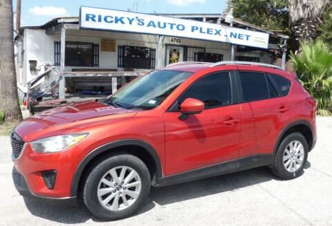2015 Mazda CX-5 for sale at RICKY'S AUTOPLEX in San Antonio TX