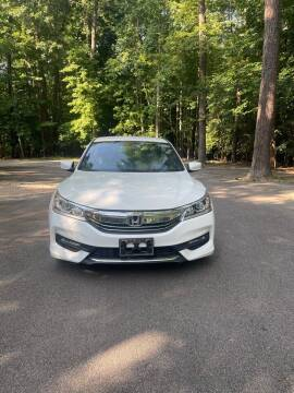 2017 Honda Accord for sale at Amana Auto Care Center in Raleigh NC