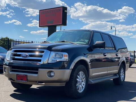 2013 Ford Expedition EL for sale at Avanesyan Motors in Orem UT
