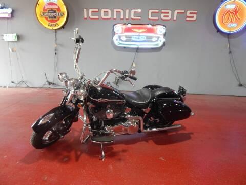 2006 Harley-Davidson FLST for sale at Iconic Motors of Oklahoma City, LLC in Oklahoma City OK