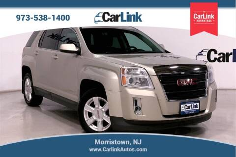 2013 GMC Terrain for sale at CarLink in Morristown NJ