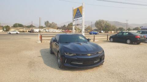 2016 Chevrolet Camaro for sale at Auto Depot in Carson City NV