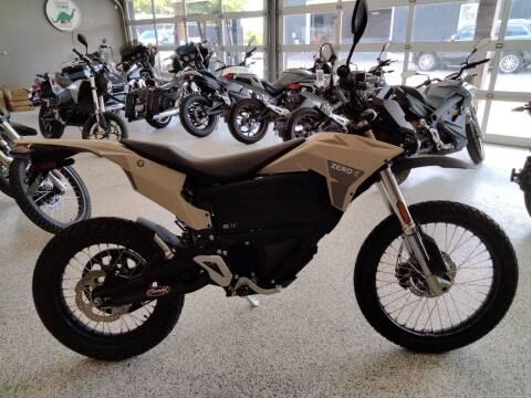 2022 Zero FX 7.2 for sale at Boondox Motorsports in Caledonia MI
