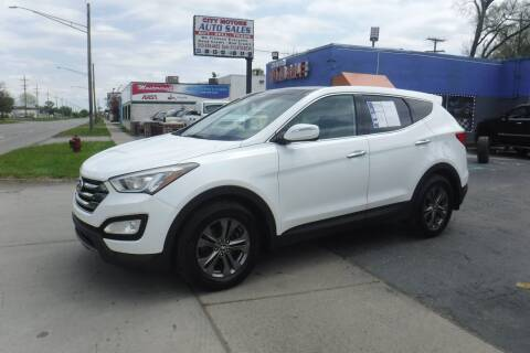 2013 Hyundai Santa Fe Sport for sale at City Motors Auto Sale LLC in Redford MI