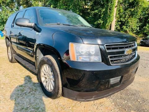 2009 Chevrolet Tahoe for sale at Atlanta United Motors in Buford GA