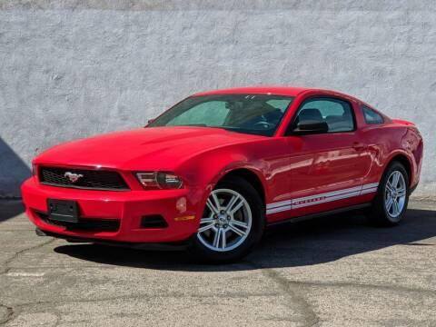 2012 Ford Mustang for sale at Divine Motors in Las Vegas NV