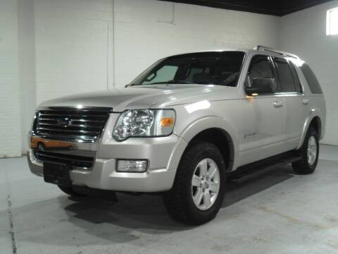 2008 Ford Explorer for sale at Ohio Motor Cars in Parma OH