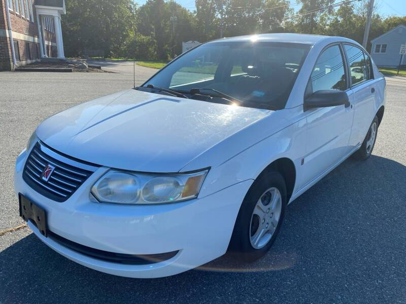 2005 Saturn Ion for sale at Kostyas Auto Sales Inc in Swansea MA