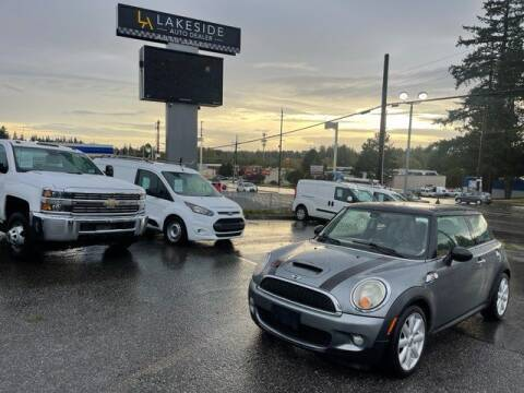 2008 MINI Cooper for sale at Lakeside Auto in Lynnwood WA