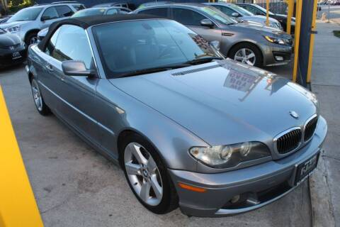 2004 BMW 3 Series for sale at Good Vibes Auto Sales in North Hollywood CA