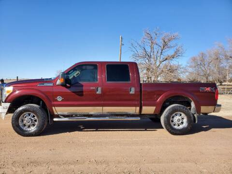 2011 Ford F-250 Super Duty for sale at TNT Auto in Coldwater KS