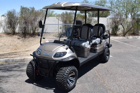 2021 ICON i60L for sale at AMERICAN LEASING & SALES in Tempe AZ